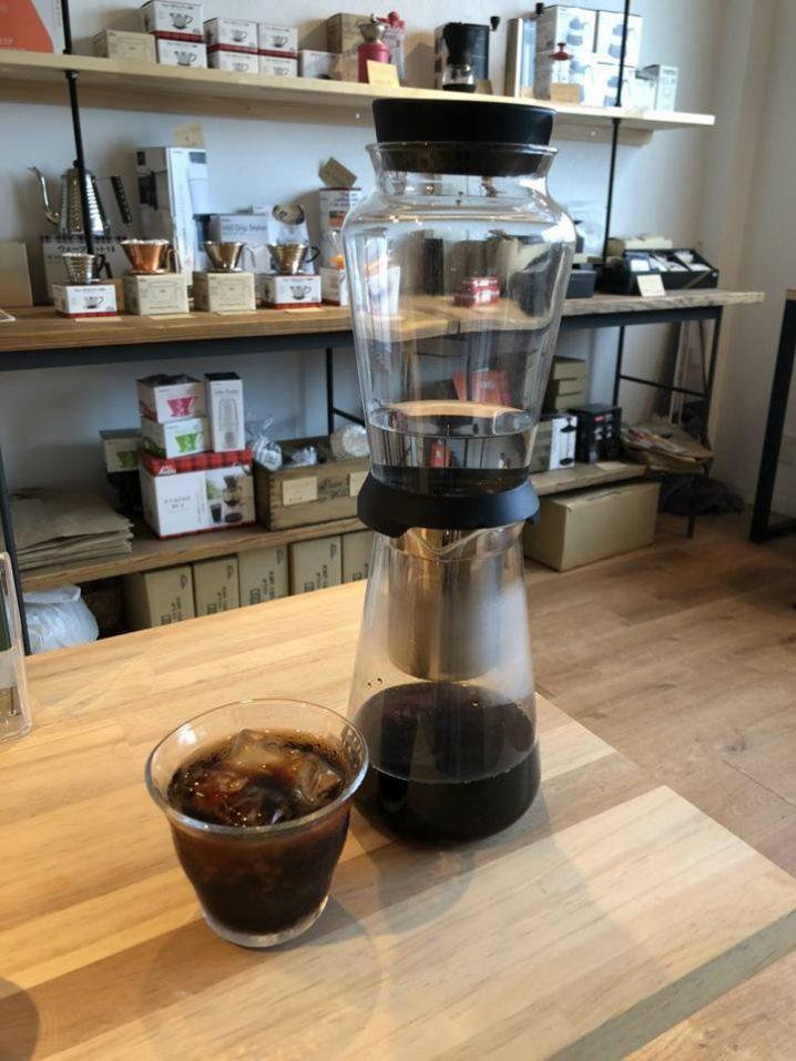 熊本水出しコーヒー