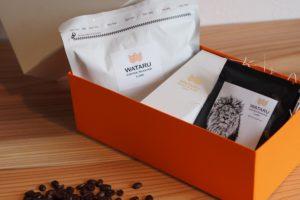 熊本コーヒー豆プレゼント