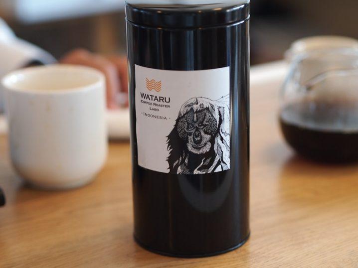 熊本インドネシアコーヒー