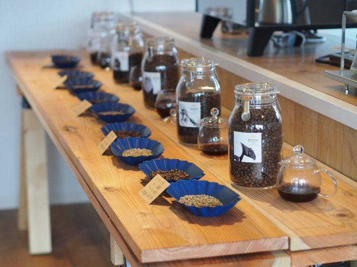 熊本コーヒー生豆販売