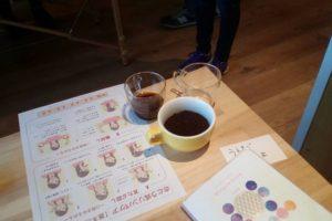 熊本市内コーヒー店