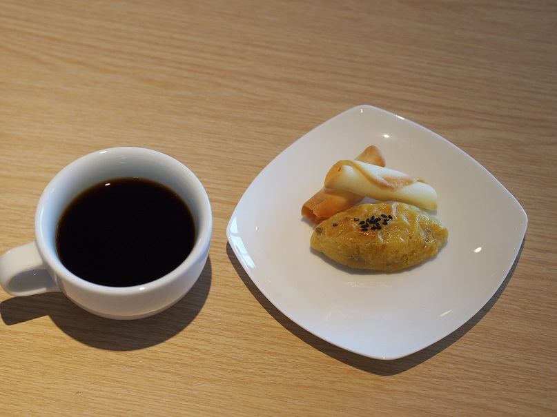 スイートポテト×コーヒーのスイーツペアリング会【熊本の珈琲店わたる】