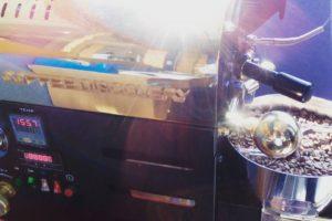 ディスカバリー焙煎機