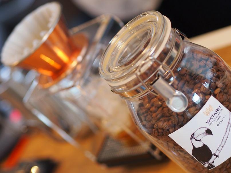 コーヒー豆の焙煎度合いが軽めな浅煎りのシナモンローストとは?【熊本珈琲研究所わたる】