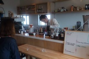 エアロプレスコーヒー教室