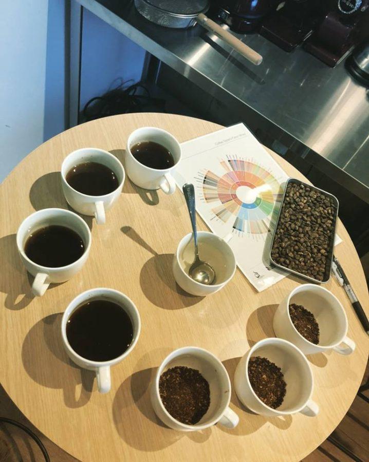 熊本コーヒー焙煎