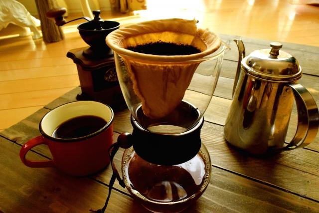 熊本コーヒーネルドリップ