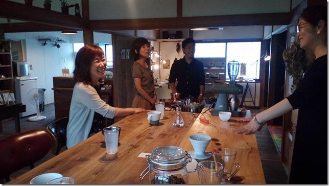 アズイズコーヒー教室3