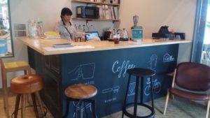 熊本オシャレコーヒースタンド