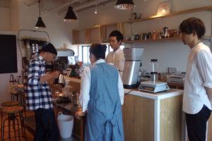 熊本南区カフェ