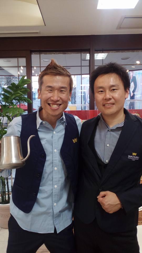 ジャパンハンドドリップチャンピオンシップ2018予選会【熊本市南区コーヒー専門店】