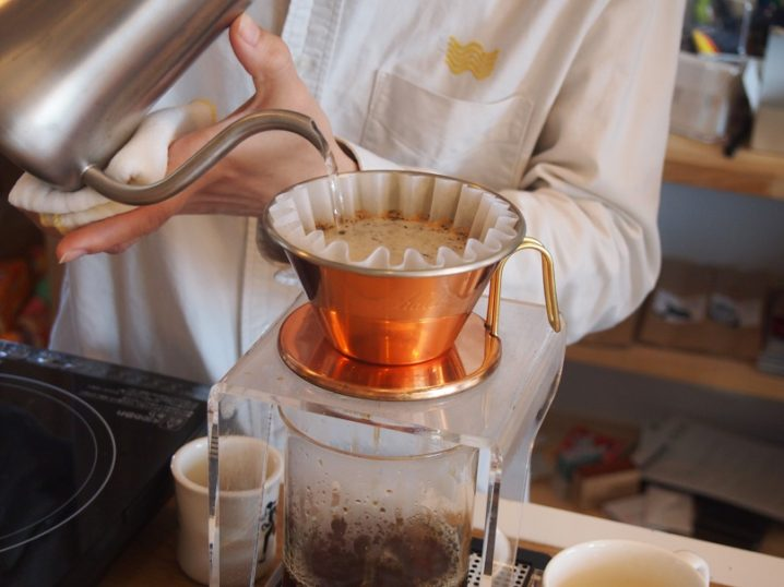 熊本コーヒードリップ