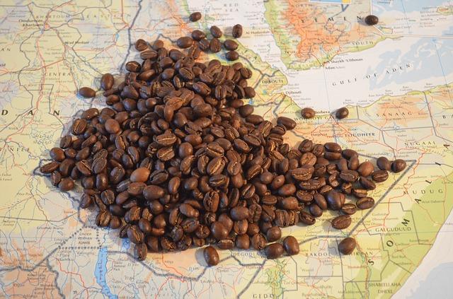 世界コーヒー産地