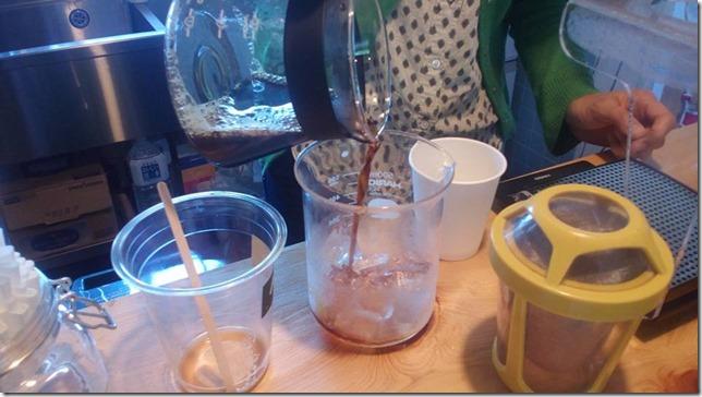 カフェオレ作り方2