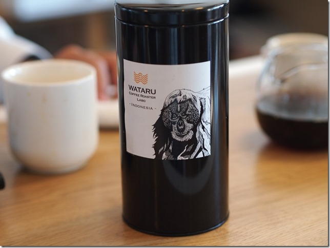 インドネシアのコーヒー缶