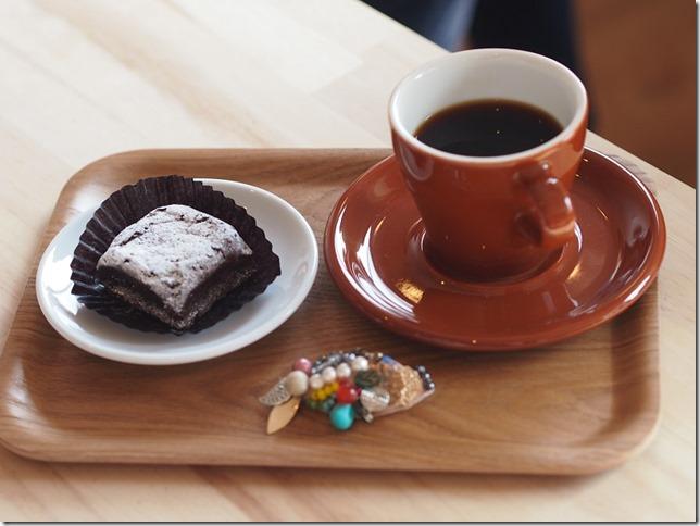 コーヒーとガトーショコラ2