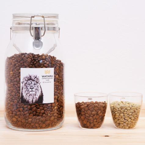 コーヒー豆写真